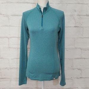 REI Long Sleeve Pullover Half Zip Sz XS